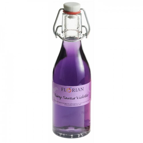 Violet syrup by Confiserie Florian