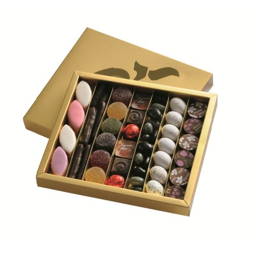 Luxury confectioneries selection giftbox