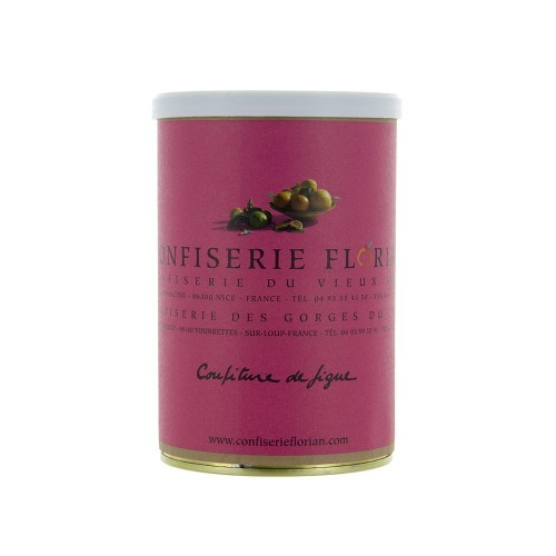 Fig jam - 500g metal tin