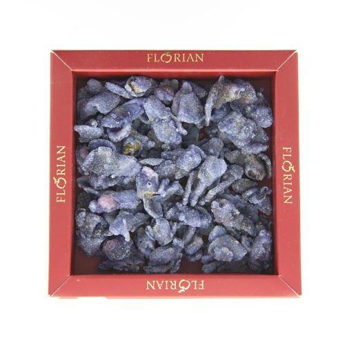 Crystallized violets - 80g box