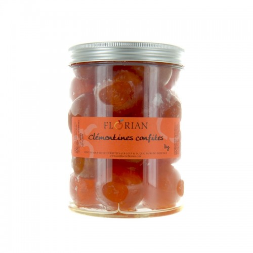 Candied tangerines 1kg