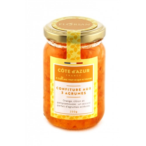 Traditional citrus preserves - Confiserie Florian