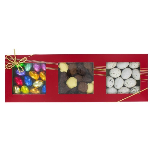 Set of 3 Easter Chocolate gift boxes