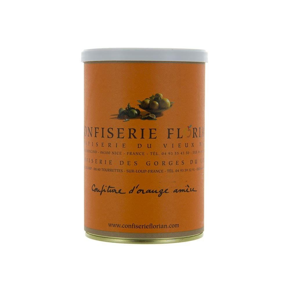 Bitter orange marmalade - 500g metal tin