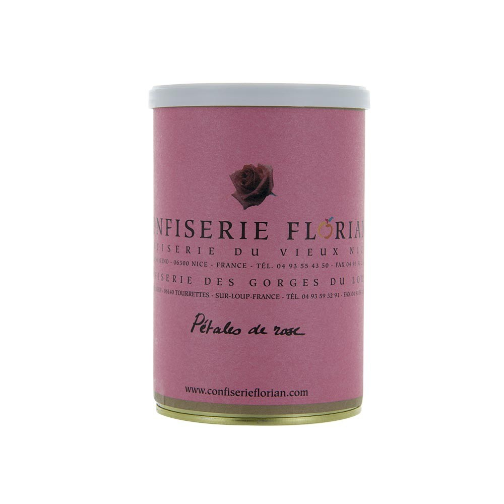 Rose petal preserve - 500g metal tin