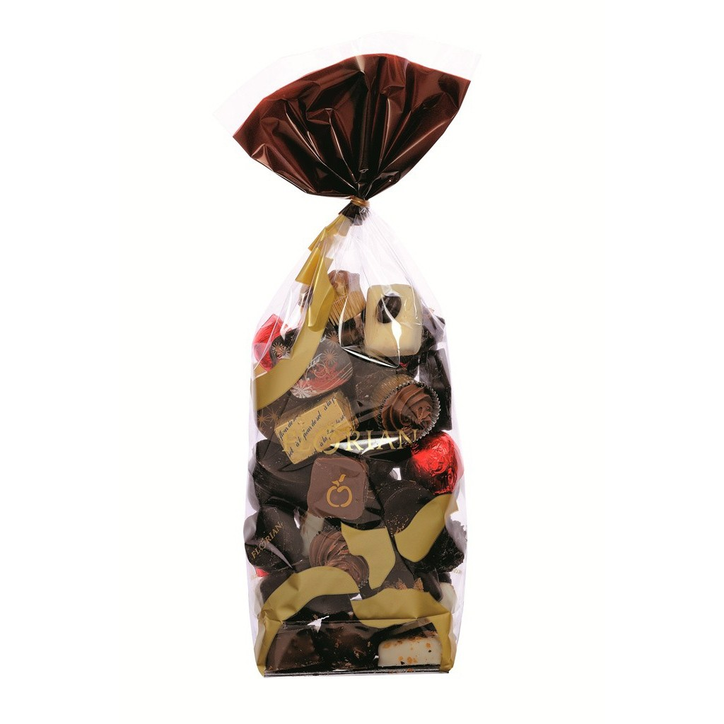 Luxury chocolate assortment bag