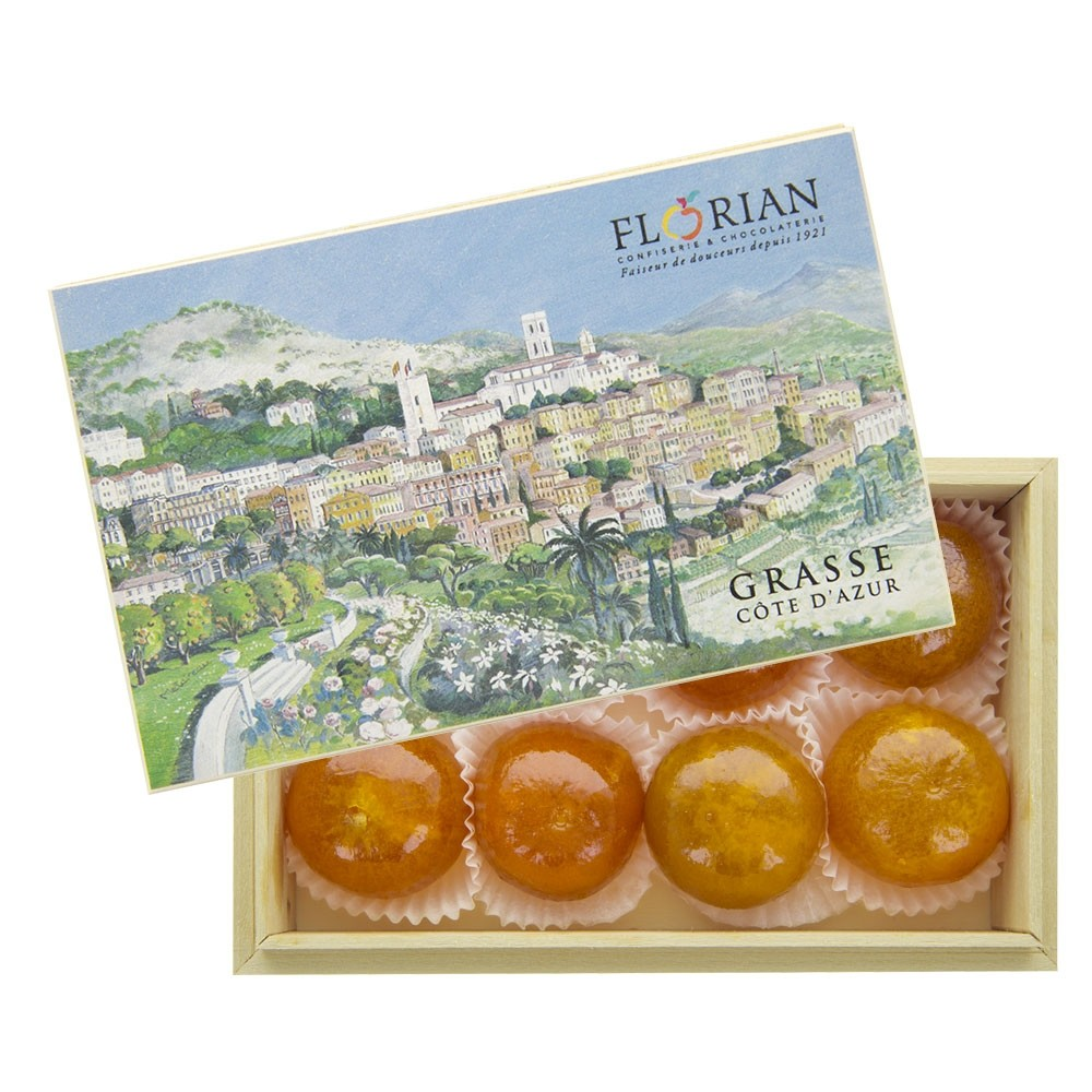 Candied clementines - Grasse giftbox