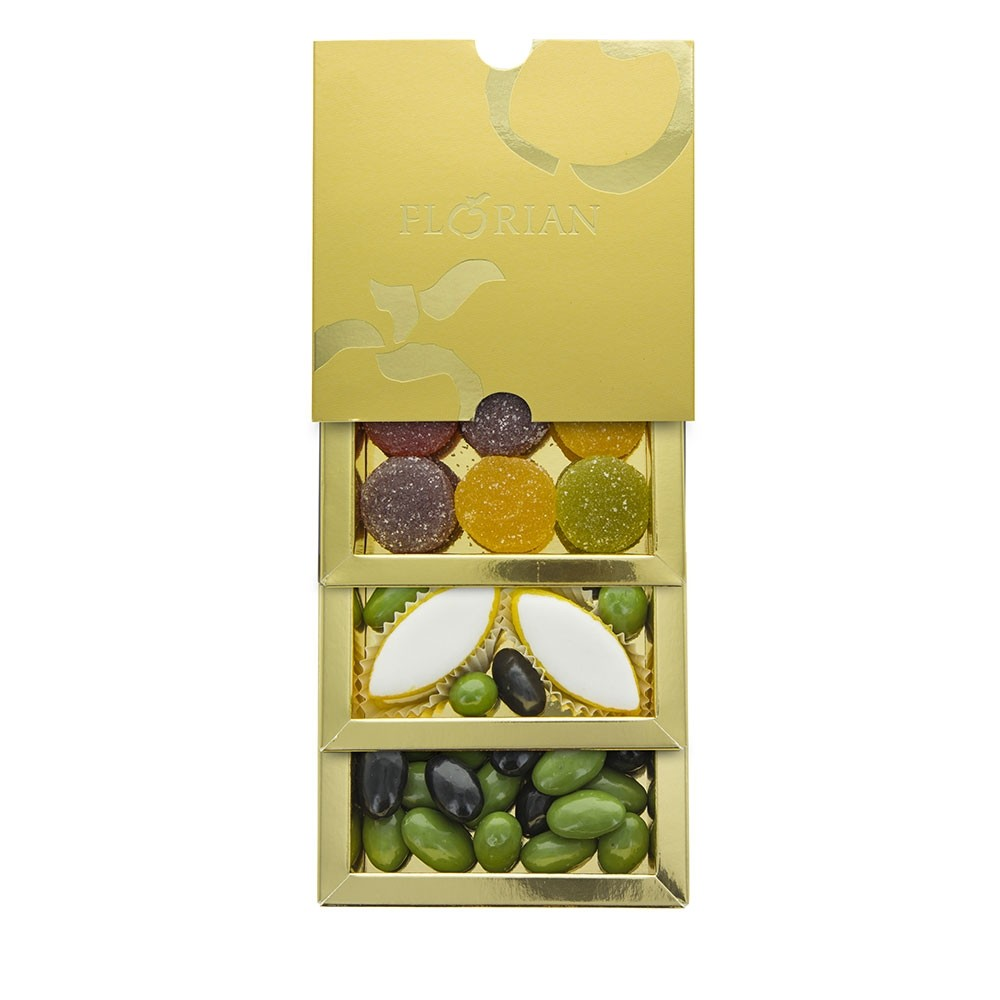 Selection of 3 Delights from Provence 450g gift box