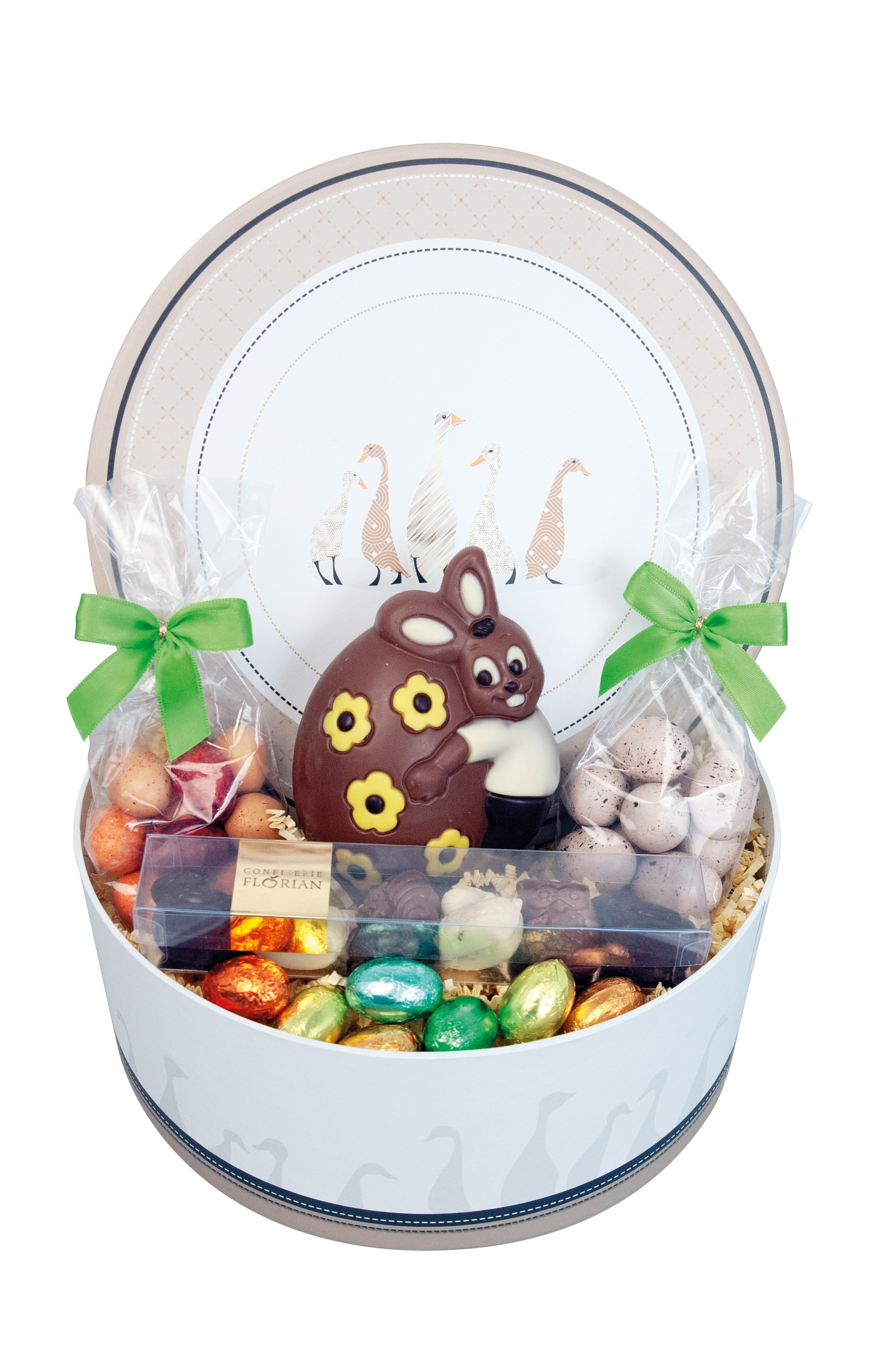 Easter chocolates Farmer's gift box