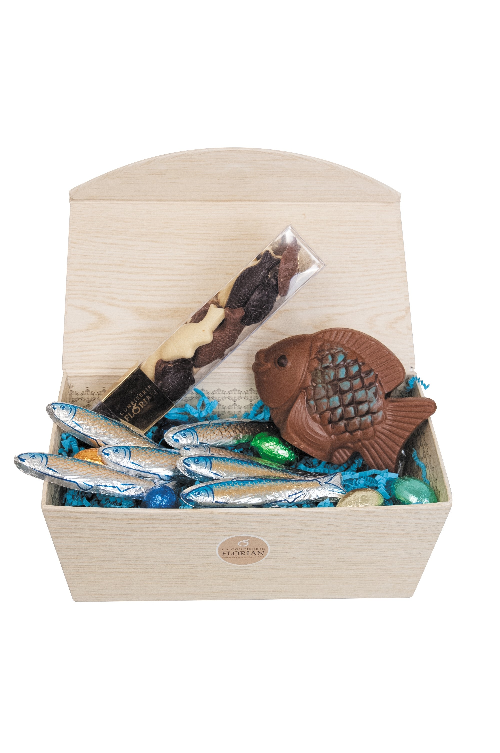 By the seaside Easter chocolate giftbox