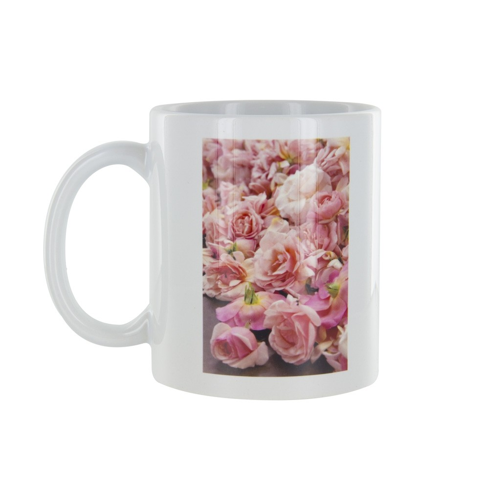 """Rose petals"" mug - Limited Edition"