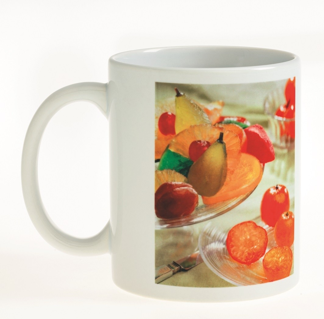 """Candied fruit"" mug - Limited Edition"