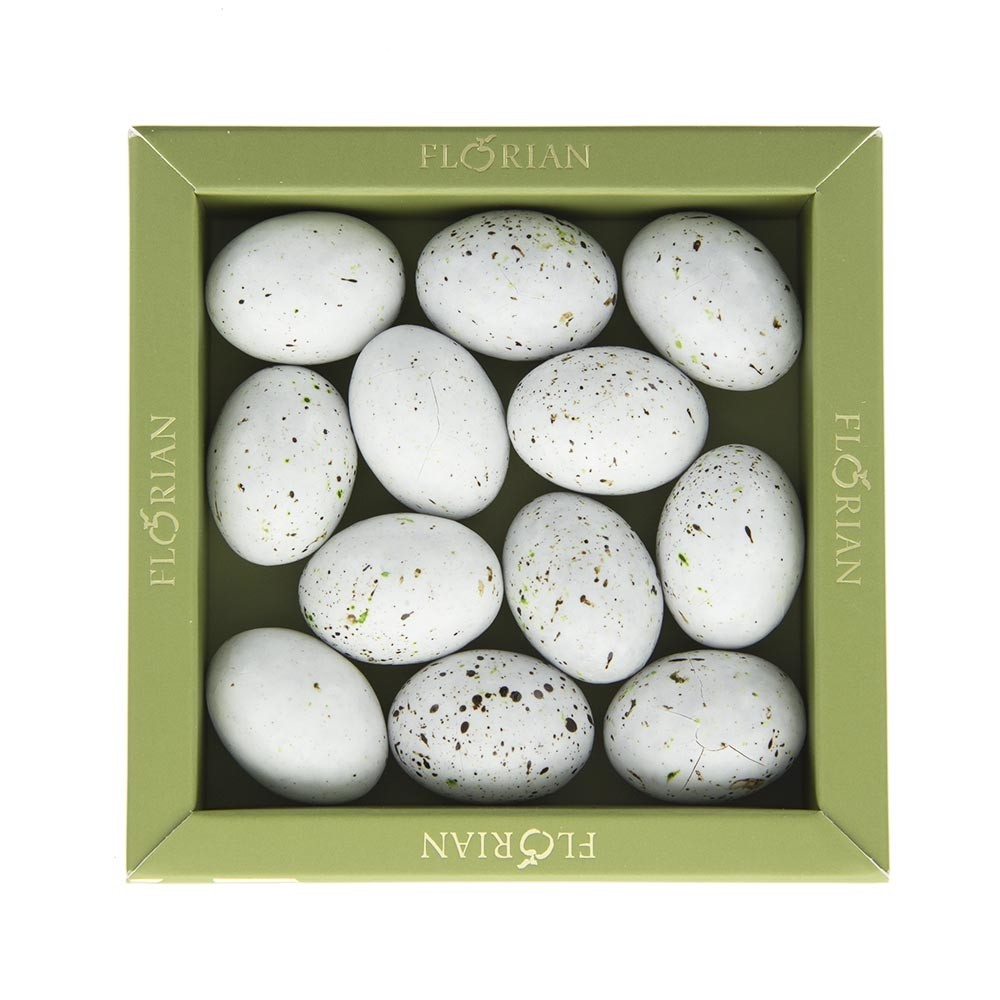 Seagull eggs 140g giftbox